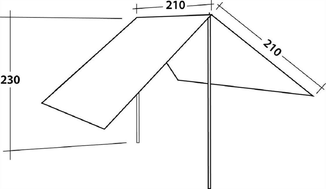 Robens Prospector Tarp - Superb Addition to your Prospector Tent